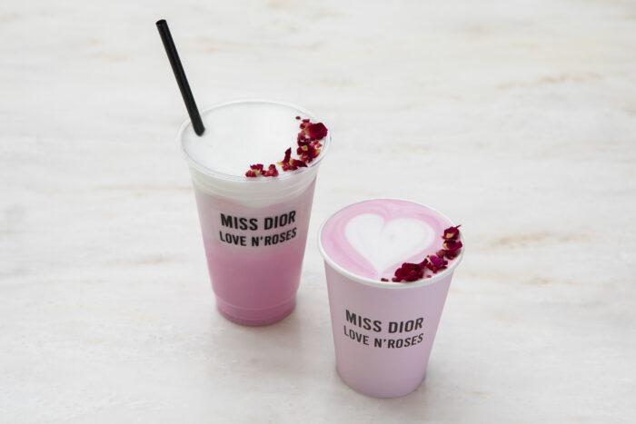 MISS DIOR CAFÉ飲品