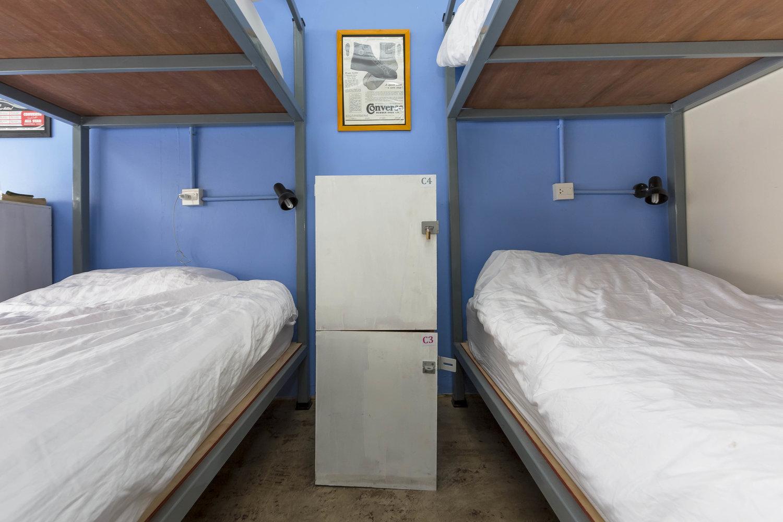 房間內部(圖片來源:Fun Wan hostel官網 https://goo.gl/QpuoJe)