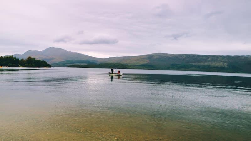 高地羅夢湖。Photographer | Serina Su