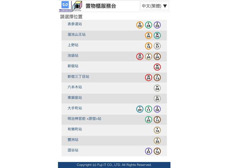 可以在右上角選擇繁體中文喔