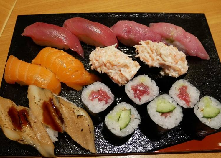 NO.3 套餐 價格:900日圓(含稅)