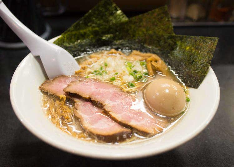 日本旅遊時不吃回台灣一定後悔!東京必吃「個性派拉麵店」人氣4選