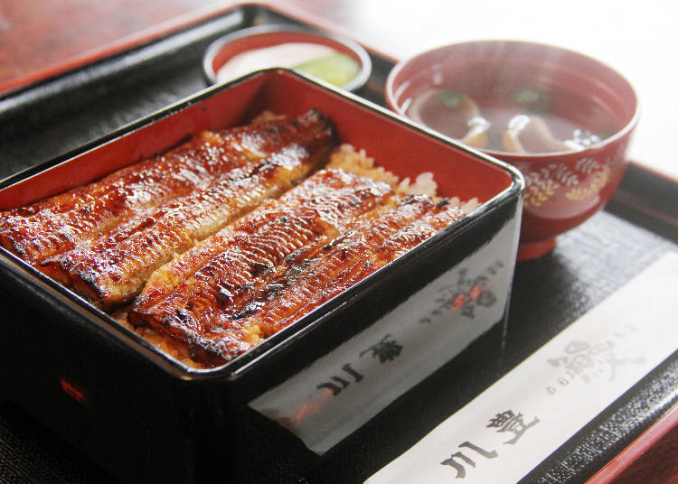 上等鰻魚飯 附鰻魚湯