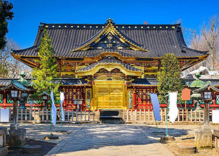【東京心誠則靈推薦】有拜有保庇 必訪10間神社推薦景點
