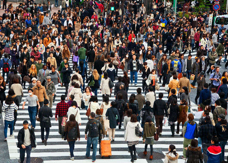 一個月賺多少錢?日本人真的都很瘦嗎?用日本人的真實平均值為你解答!