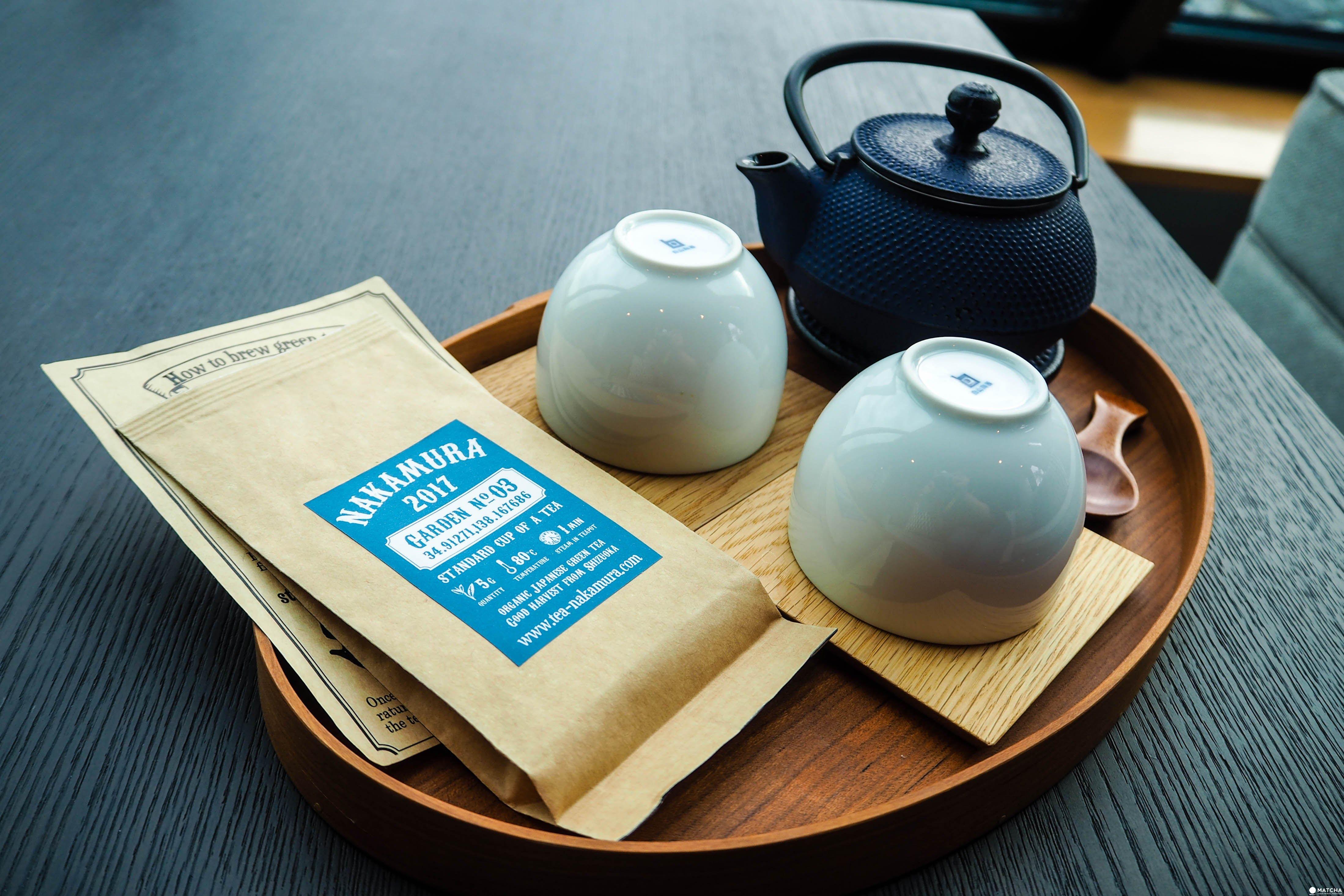 蔵前茶店:Nakamura Tea Life Store