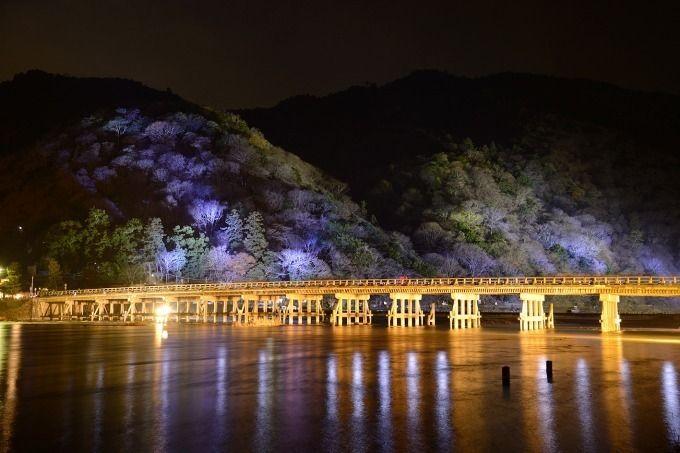 京都・嵐山花燈路 2018