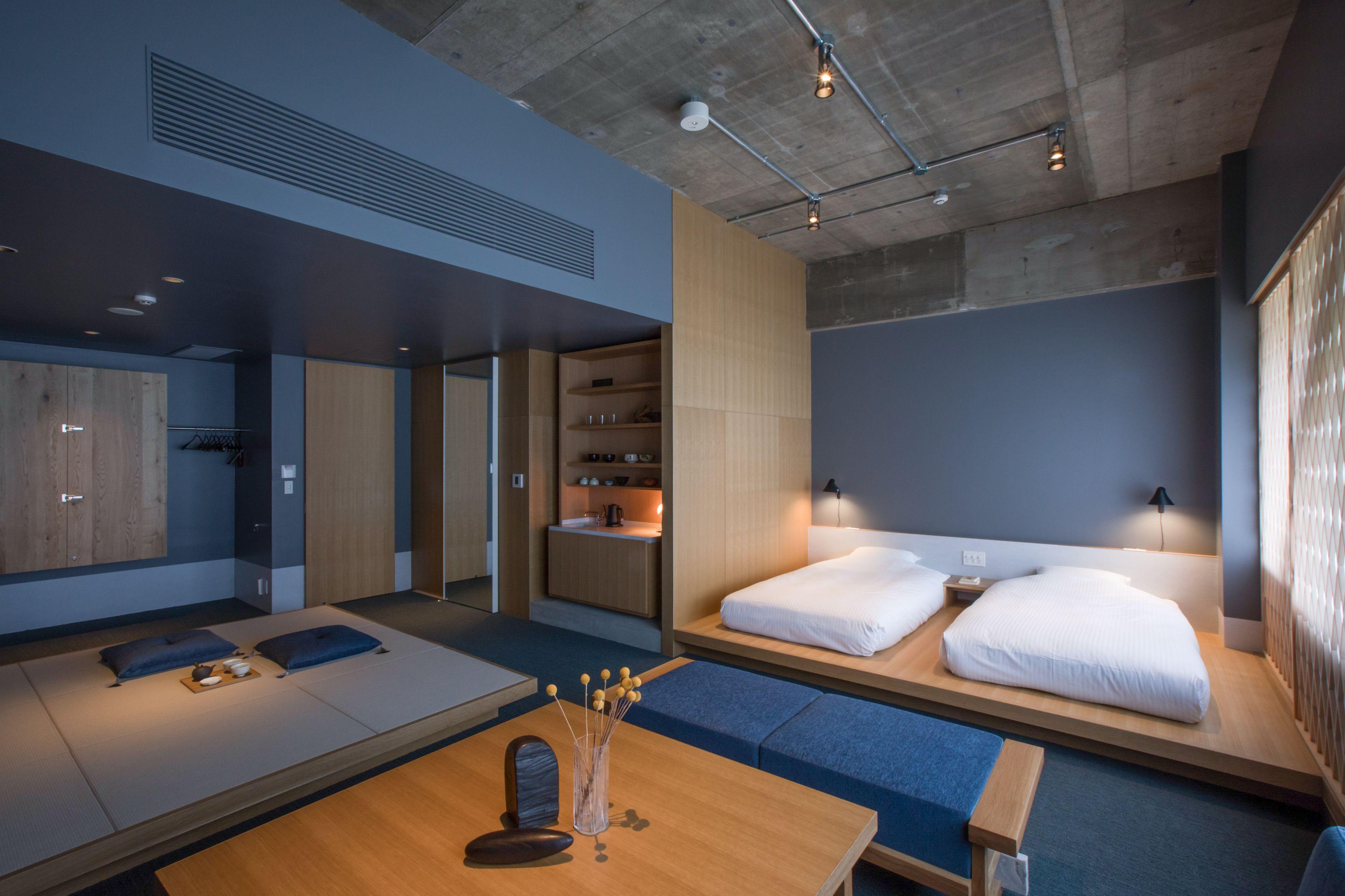 JUNIOR SUITE: Japanese-style Room