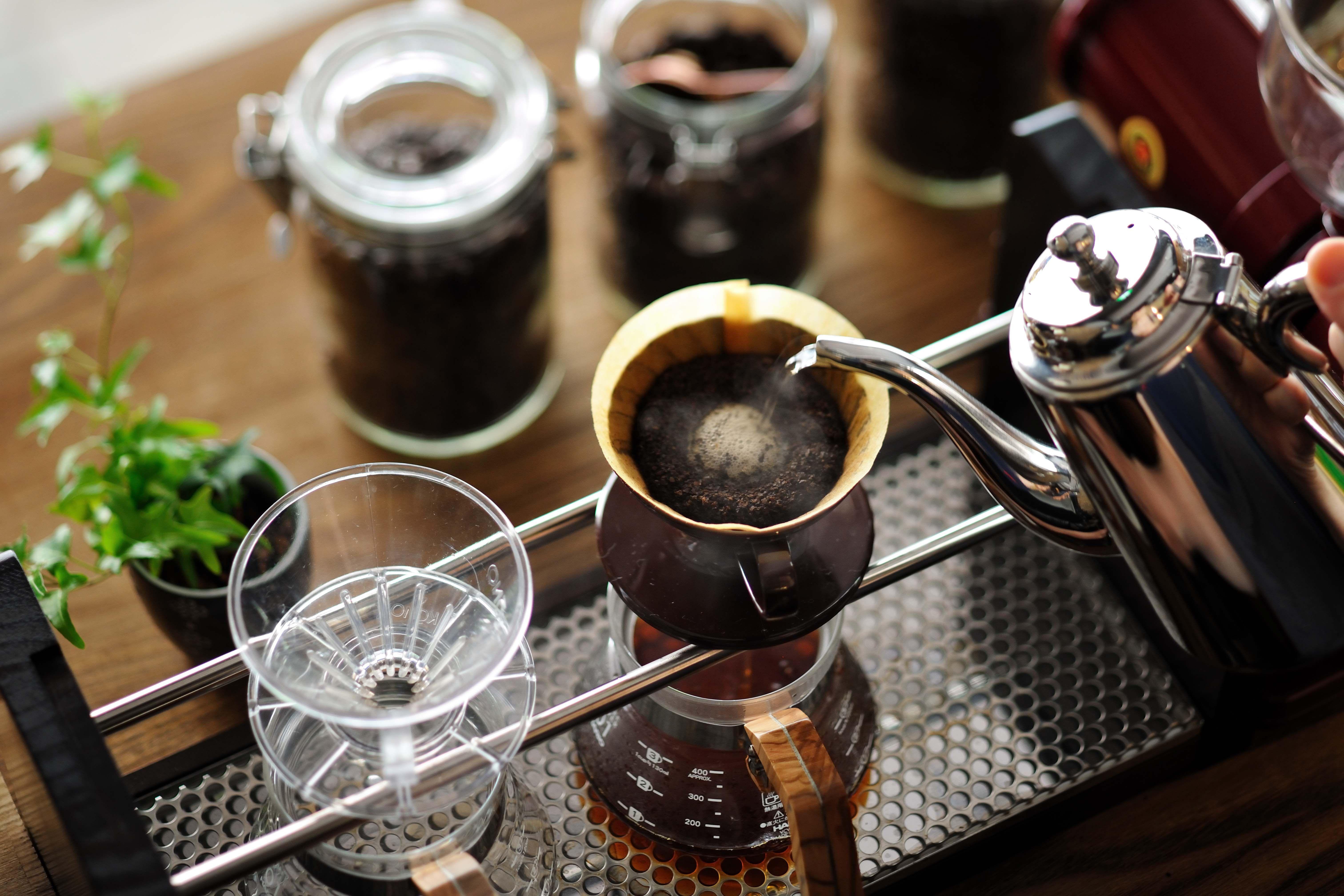 ecomo Bakery有機咖啡
