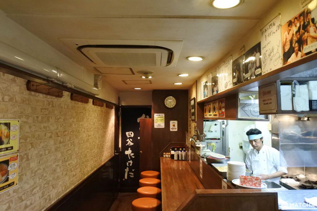 東京 人氣 食堂