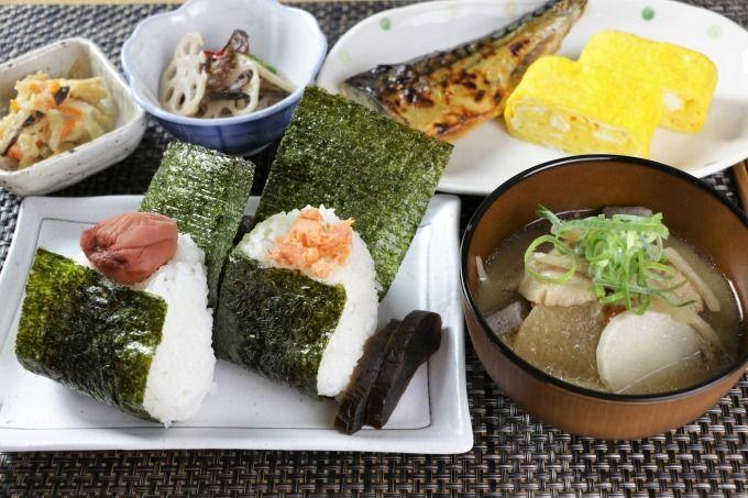 橫濱紅磚倉庫 日式早餐
