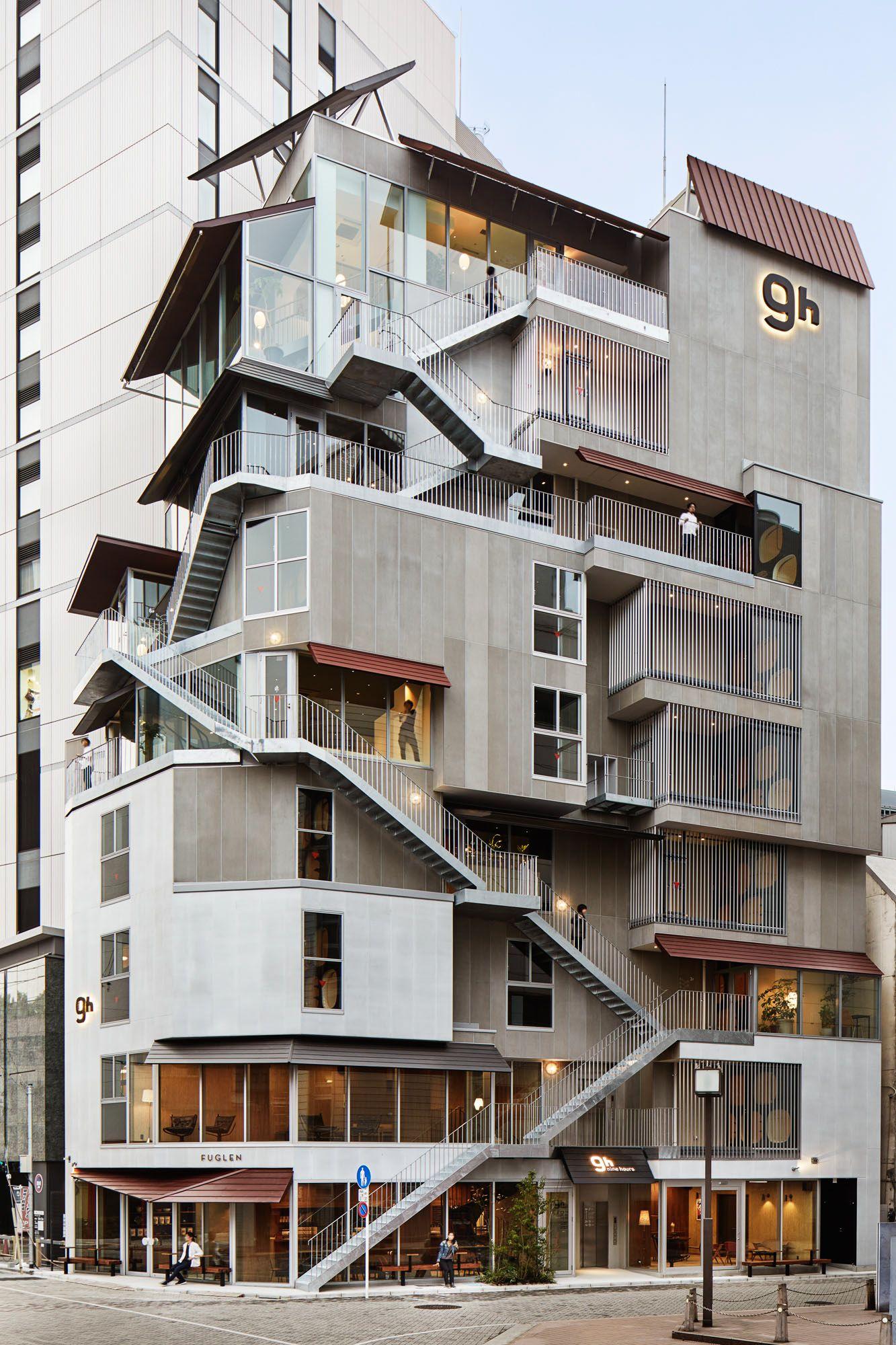 【東京】為住宿訂下理想數字的人氣膠囊旅館「nine hours 淺草」