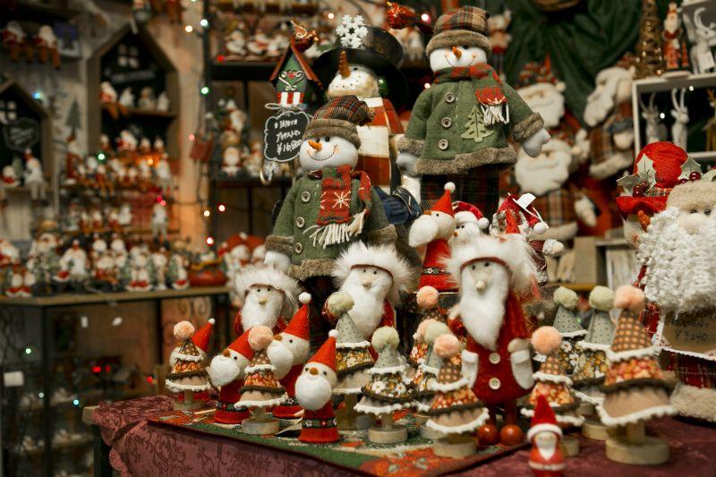 豪斯登堡「聖誕節市集」