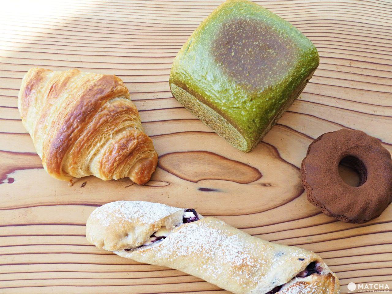 ecomo Bakery麵包