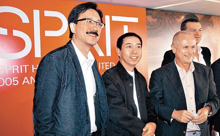 邢李㷧成為ESPRIT香港代理商起家,個人身家曾高達將近新台幣300億元。(東方IC)