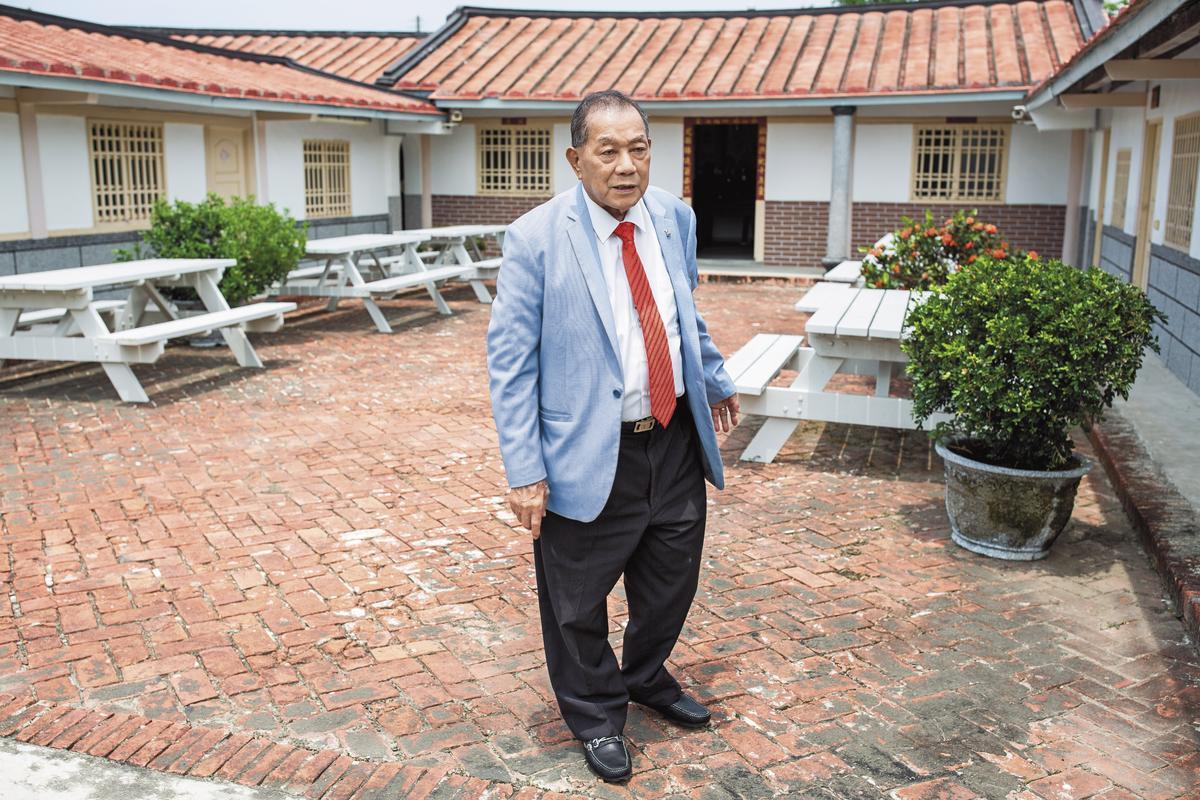 近年,戴榮吉將爺爺戴牛蓋的閩南式三合院重新整修,並取名「牛園」。