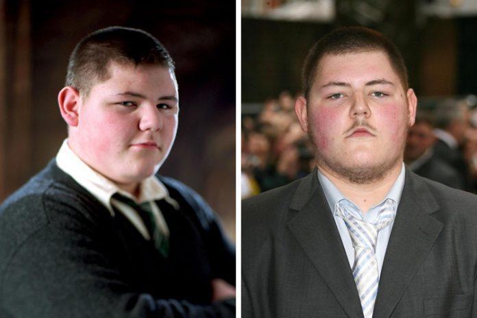 飾演校園小惡霸的Jamie Waylett模樣幾乎沒變。(翻攝自網路)