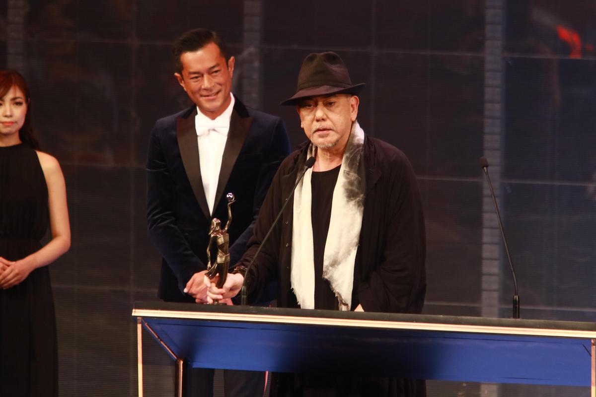 黃秋生在《淪落人》中演出下半身癱瘓的中年人,溫情又細膩的演出令他3奪金像獎影帝。(IC PHOTO)