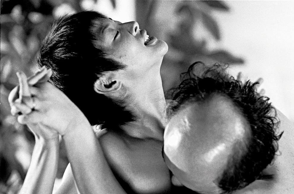 塚本晋也席捲各大奇幻影展的女性異色名片《六月之蛇》。(金馬影展提供)