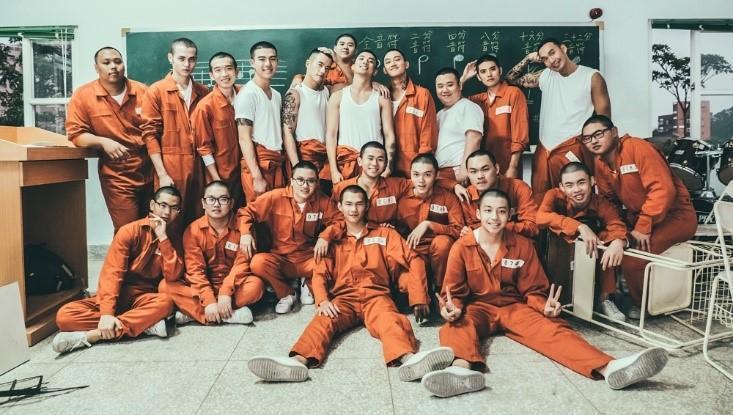 《樂獄》根據「桃園少年輔育院管樂團奪得全市特優」的真實事件改編拍攝而成。(結果娛樂提供)