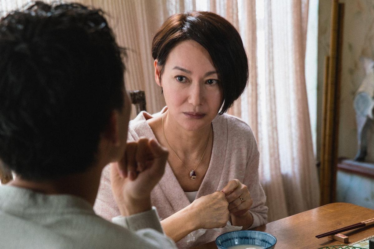 惠英紅又再度以《翠絲》入圍女配角獎項,該片也入圍了男主、男配角等獎項。(双喜提供)