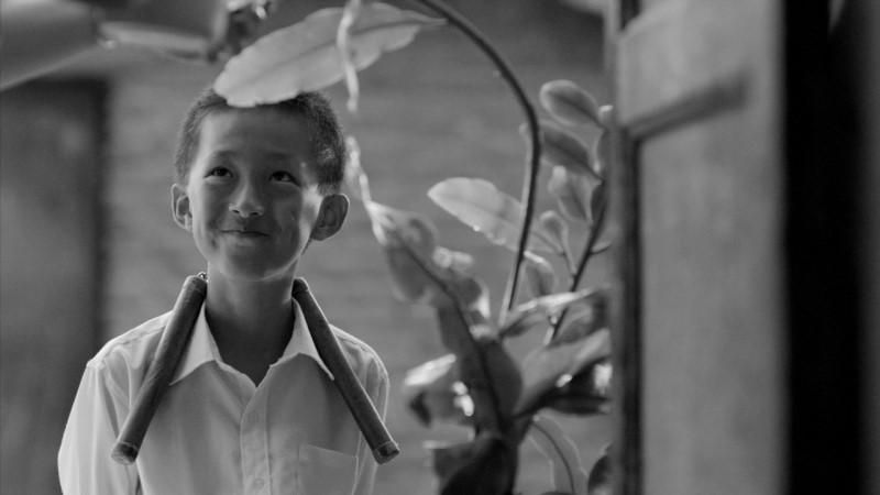 金馬獎最佳電影《八月》是中國大陸導演張大磊的第一部電影,剪接師則是廖慶松。(前景提供)