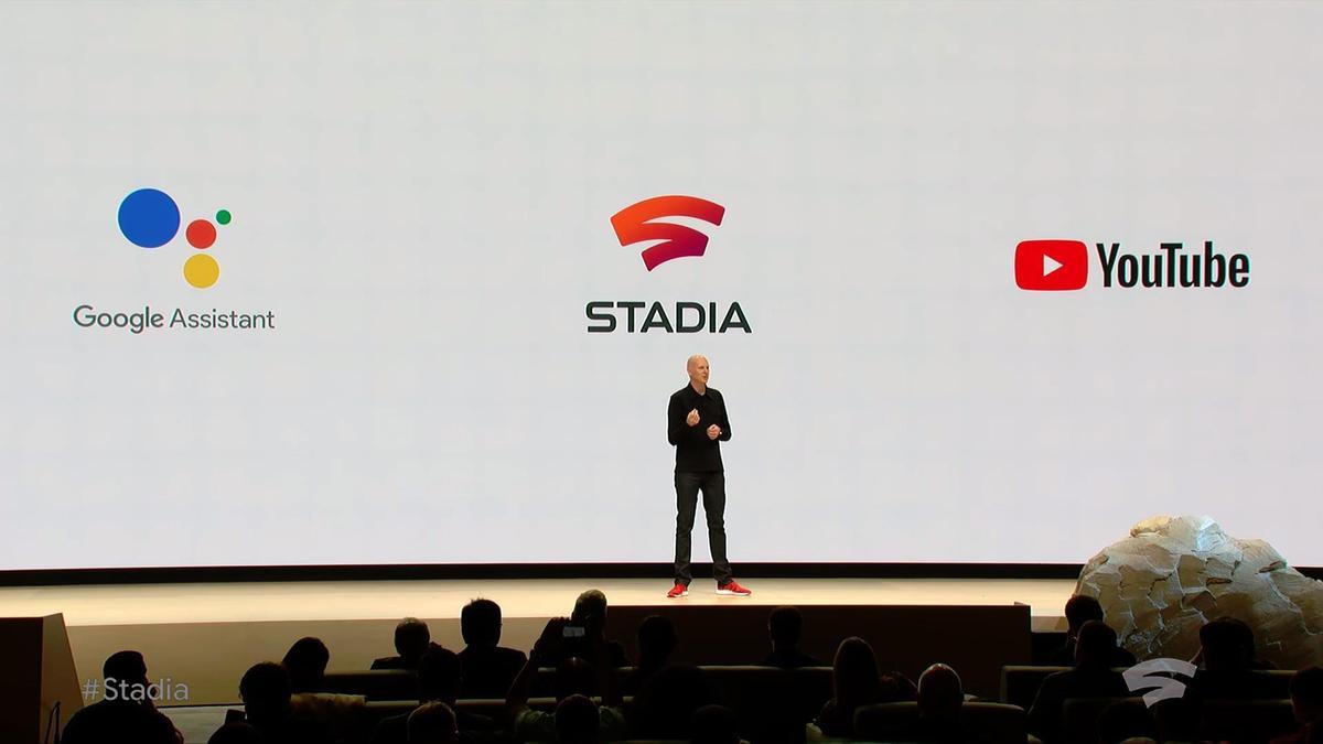 Stadia會整合YouTube及Google助理的服務。(翻攝自Google Youtube頻道)