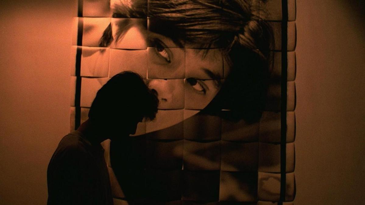 廖慶松當年憑著一股熱情和直覺剪接楊德昌電影《恐怖份子》。(翻攝自filmlanguage00.wordpress.com)