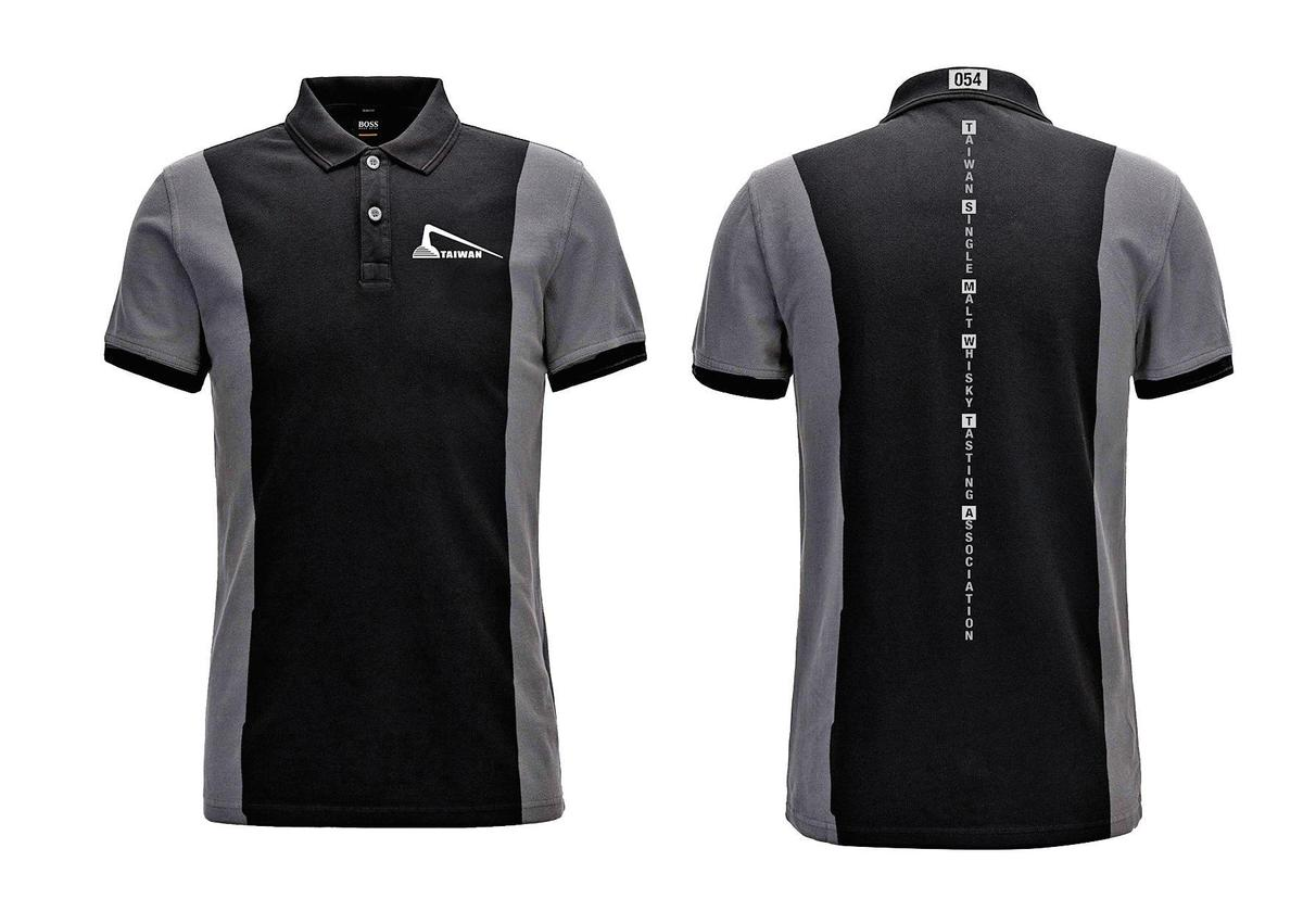 社衫:2017年製作社團專屬POLO衫,以灰黑色為主,主打顯瘦,由程灯祥設計。