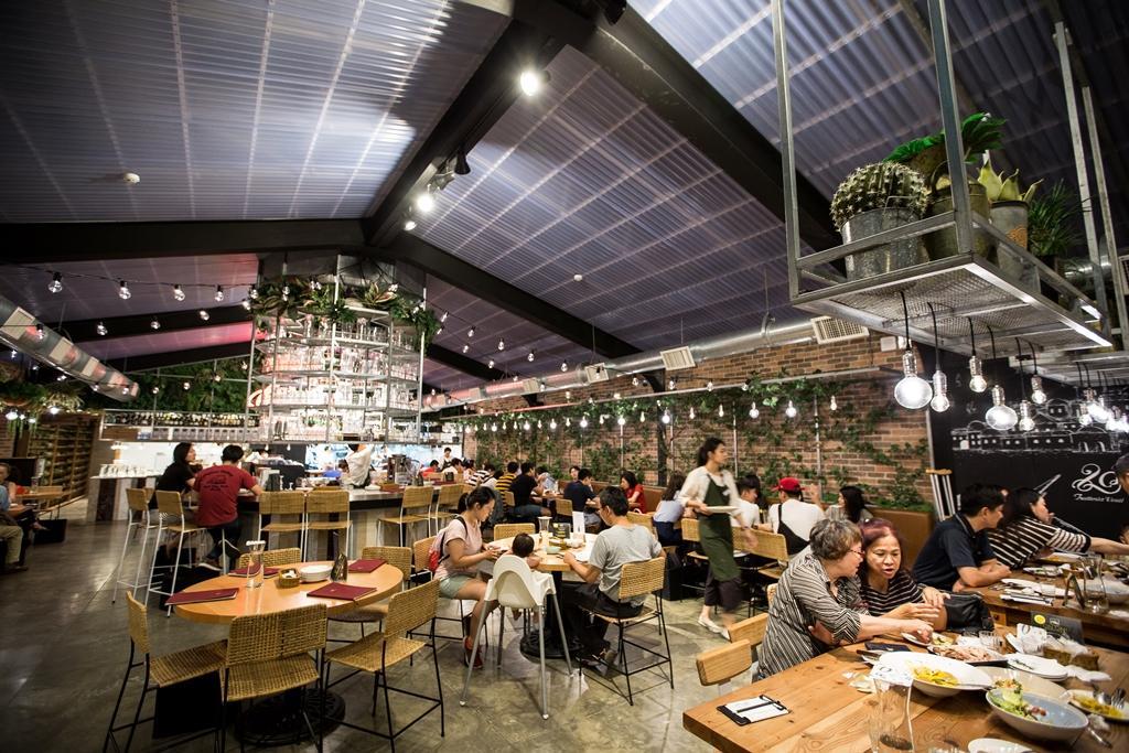 去年湯皓雄開 Trattoria Venti,主打義大利20個地區的地方料理,人均價300多元,至今已回本。