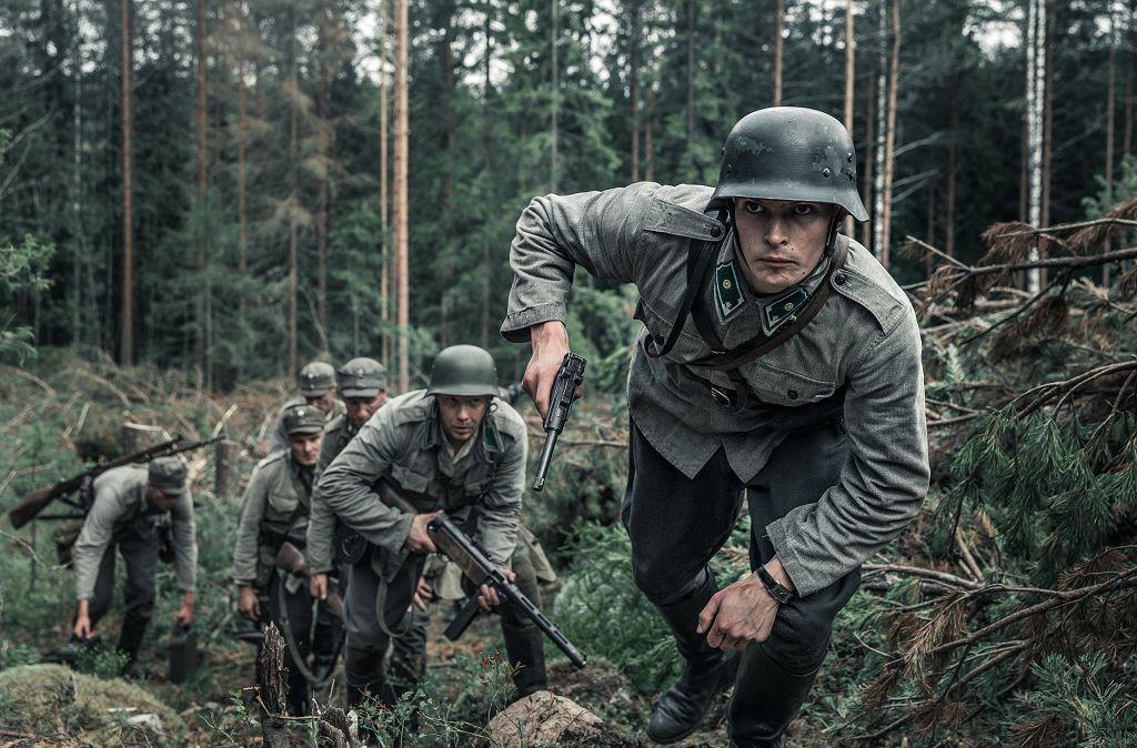 芬蘭暢銷小說《無名戰士》1954年推出後,第3次被改編拍成電影。(車庫娛樂提供)