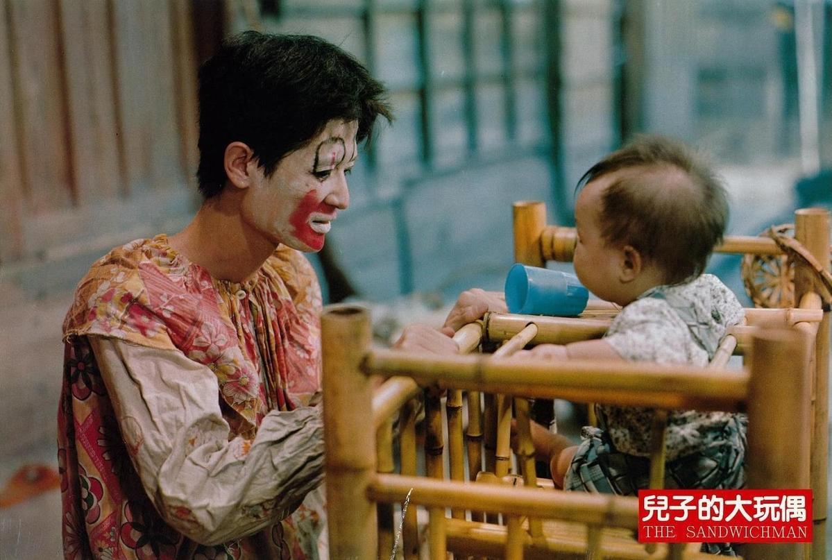 1980年代中影公司的《兒子的大玩偶》等片帶動台灣新電影風潮,也給廖慶松新的刺激。(翻攝自roc-taiwan.org)