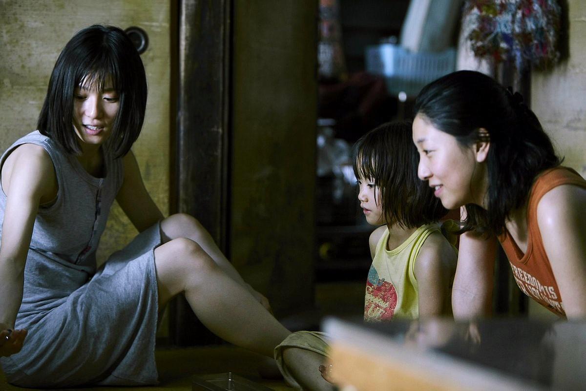 是枝裕和執導的《小偷家族》入圍今年奧斯卡最佳外語片獎。(采昌提供)