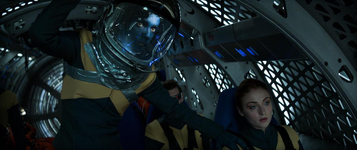 琴葛雷與其餘X戰警成員曾如同一家人般親密,但如今他卻成了他們的最大敵人。(福斯提供)