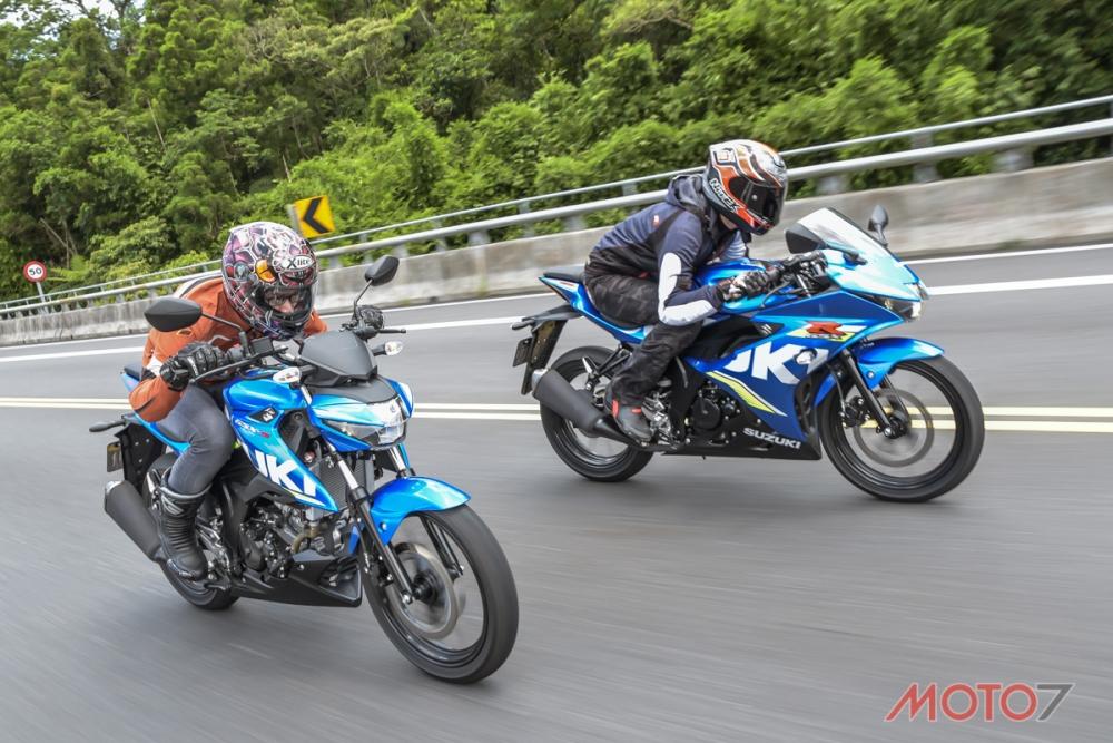 輕檔狂潮:2017 SUZUKI GSX-R150/S150專業試駕