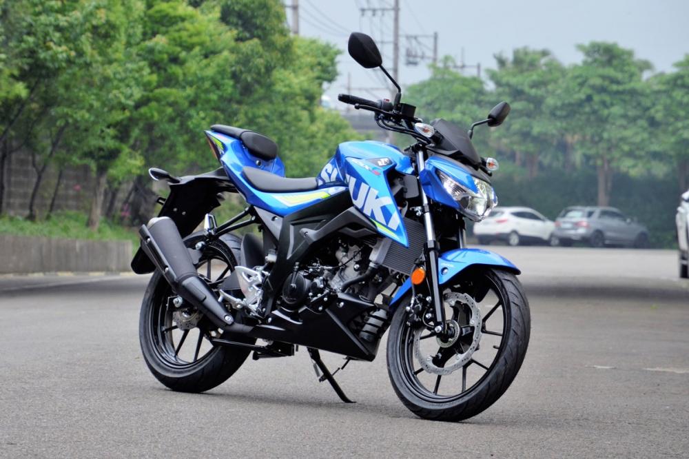 與GSX-R150 共用車架引擎的GSX-S150
