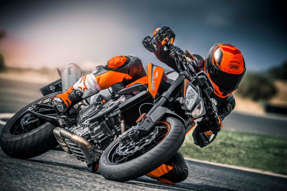 2018 KTM 790 DUKE宣告KTM挑戰中量級街車霸主的野心。