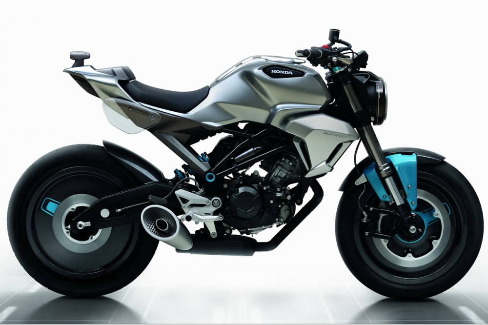 HONDA 150SS Racer Concept 泰國亮相