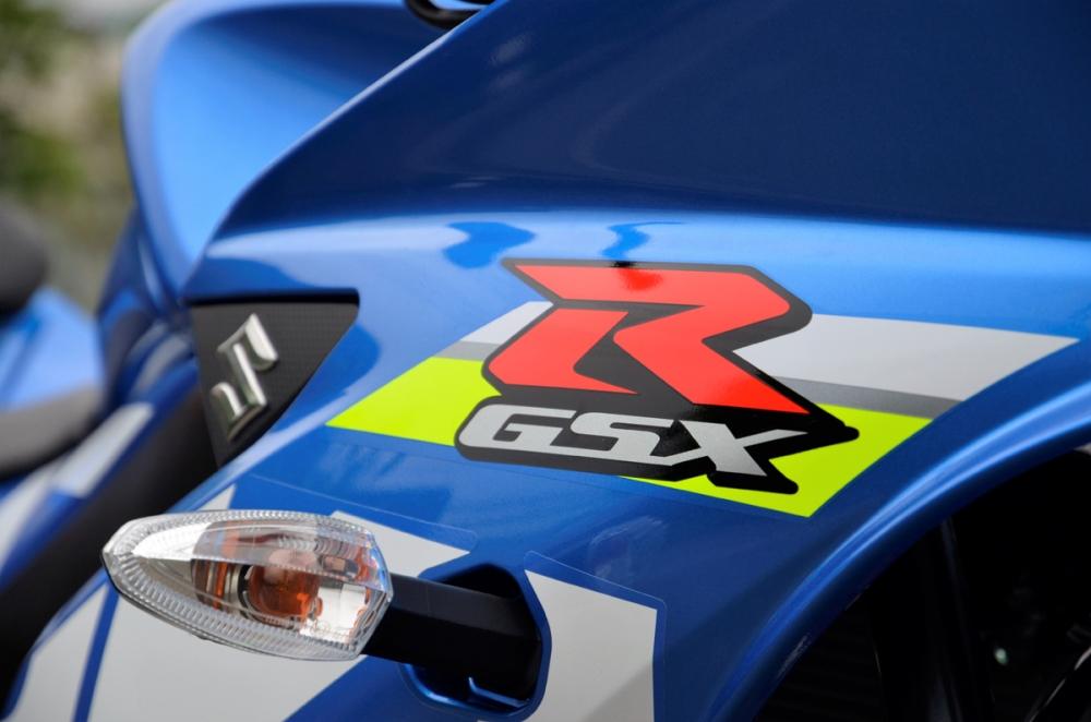 SUZUKI 性能的代表:GSX-R