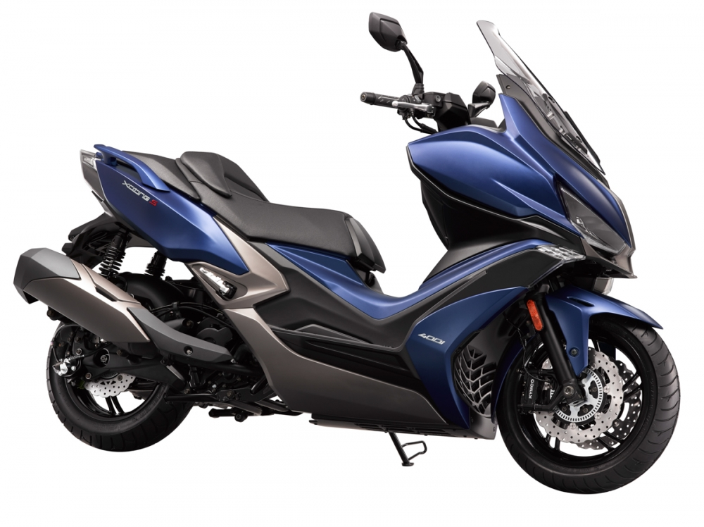 2018 KYMCO XCITING S 400。