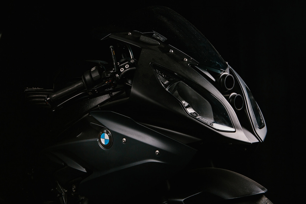 渦輪上身:BMW S1000RR TURBO 上看300匹