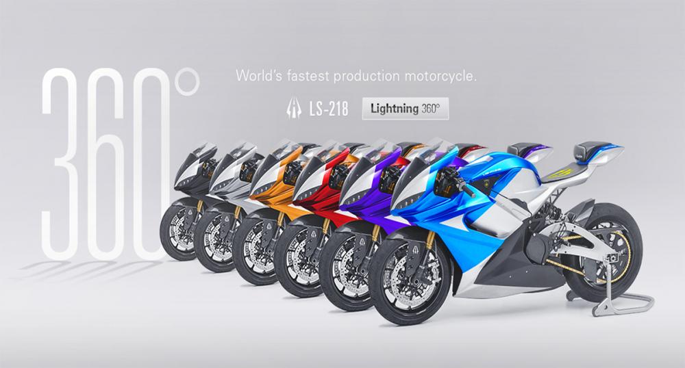 200匹馬力的電動車,千萬別小看LIGHTING LS-218。