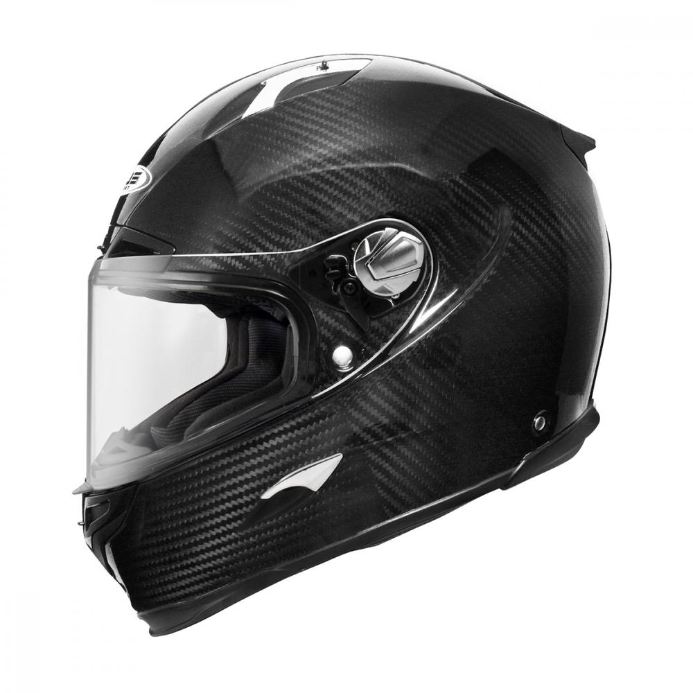 國產安全帽廠也有推出碳纖維材質打造的安全帽,擁有極輕的重量。(ZEUS ZS-1800)