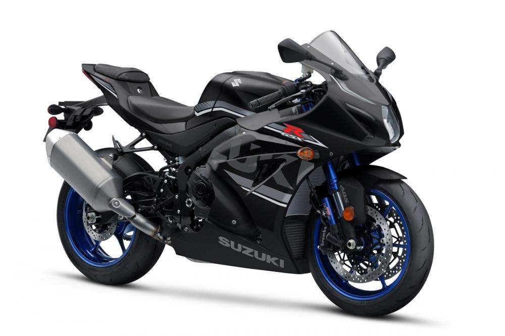 2018 SUZUKI GSX-R1000R黑色塗裝。