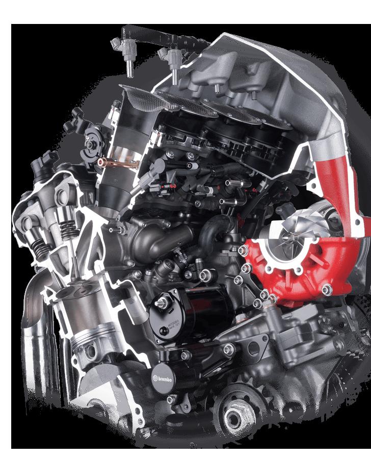 採用H2引擎為基礎,針對扭力在提升。