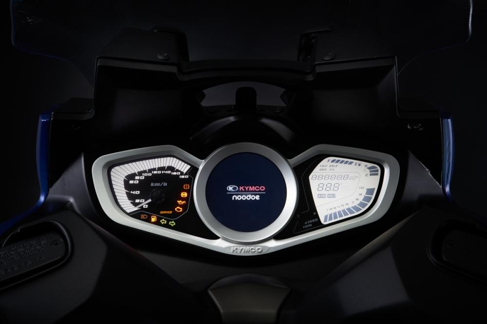 現任Noodoe車款車主未來能夠透過APP更新,不必進行硬體更換。