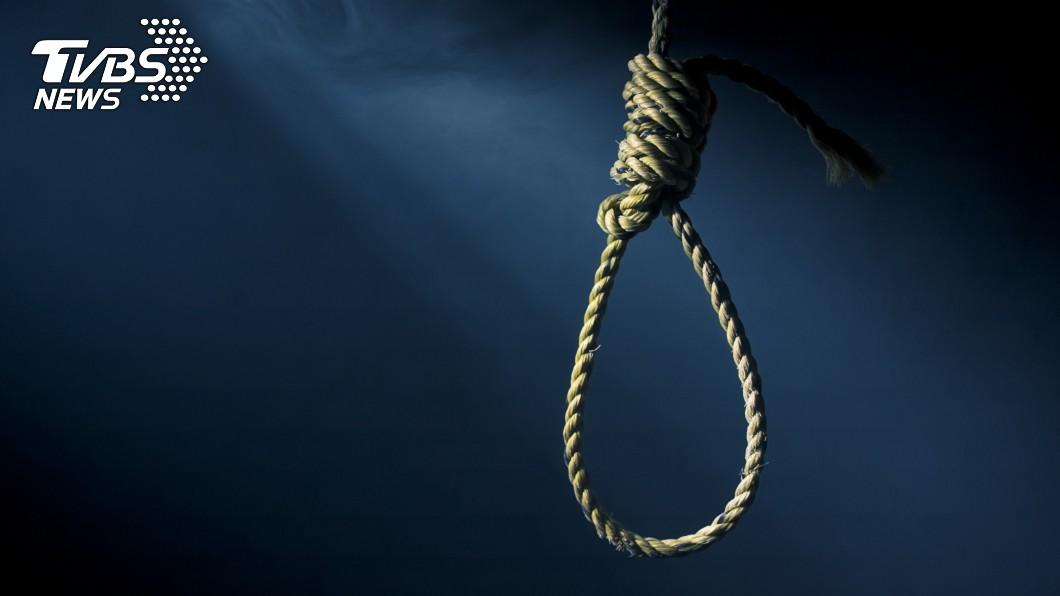 而且更人覺得毛骨悚然的是,該棟屋子的6名租客全都是上吊身亡,而且上吊的位置全都一模一樣。(示意圖/TVBS)