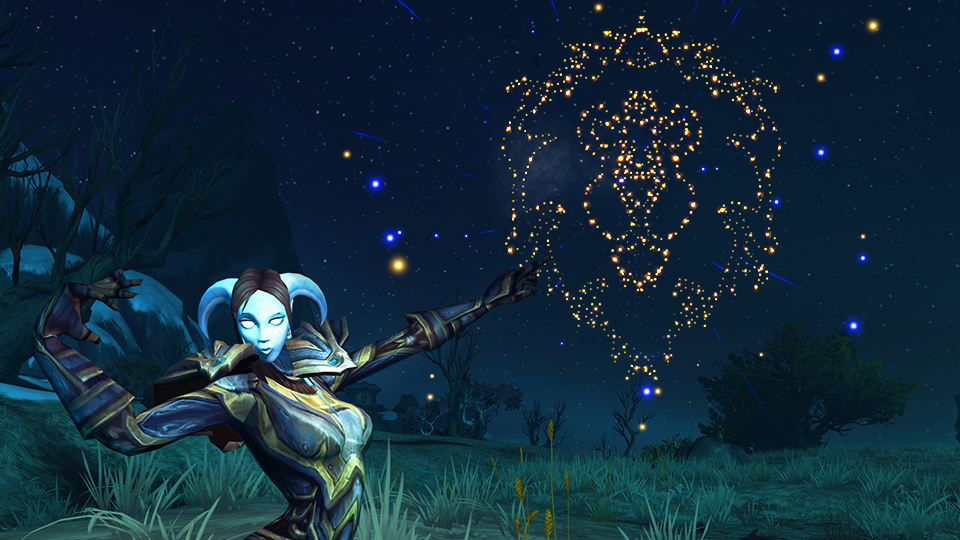 踩在剛被擊敗的敵方玩家屍首上,用這些可重複使用的煙火照亮天際。