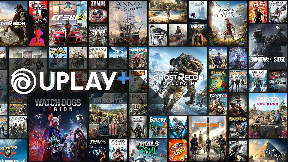 Ubisoft宣布推出Uplay 遊戲訂閱服務。圖:Ubisoft提供