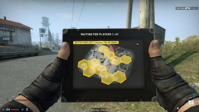 玩家一開始就會收到的平板電腦將成為玩家搜尋敵人、購買裝備的重要道具。